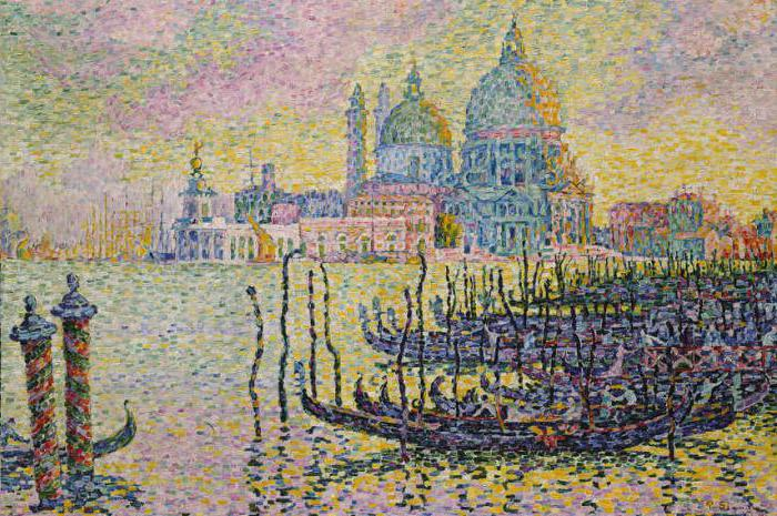Pointillism in painting: history, method. The most famous representatives of pointillism
