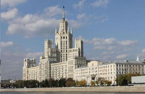 Soviet architecture: description, history and interesting facts