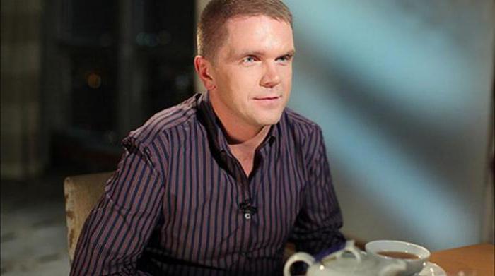 андрей иванович колесников журналист биография фото