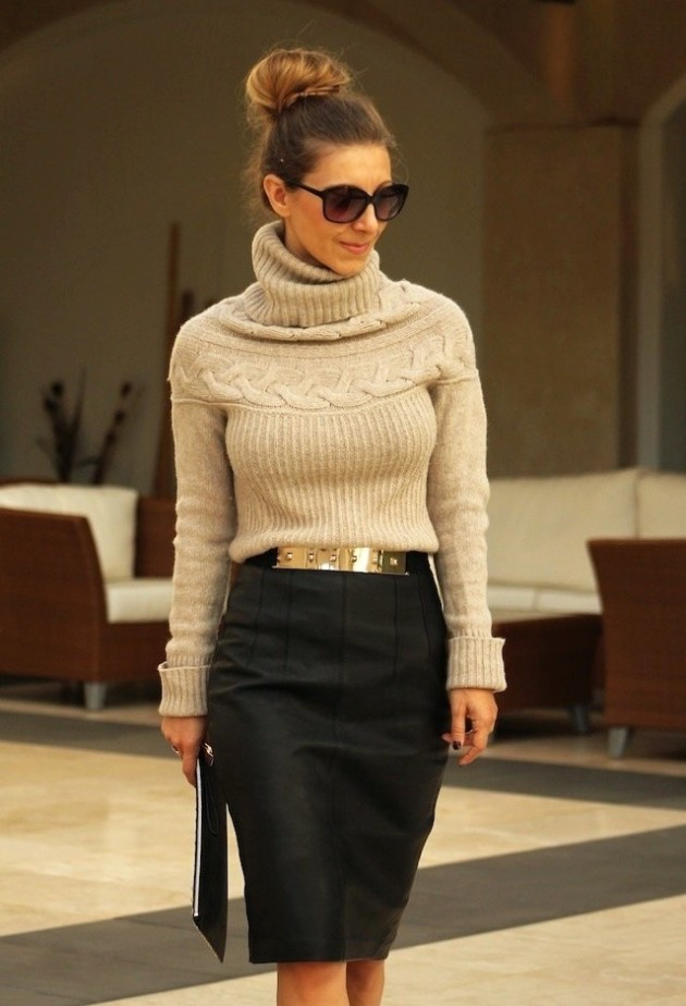 image with a sweater