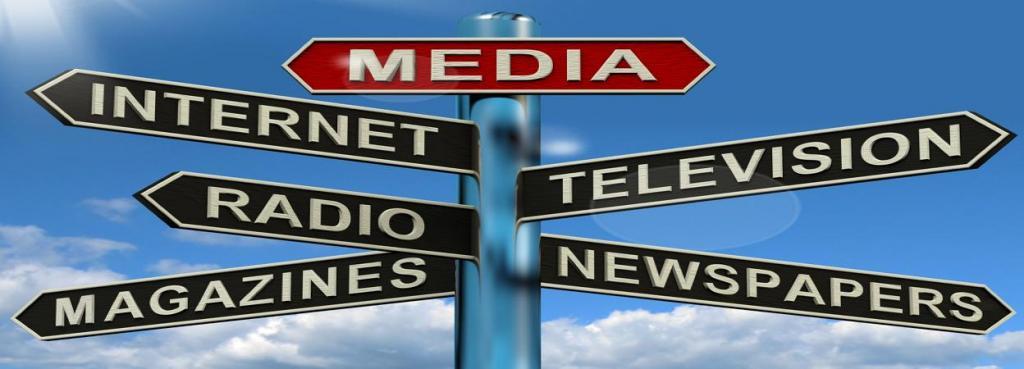 Russian media holdings