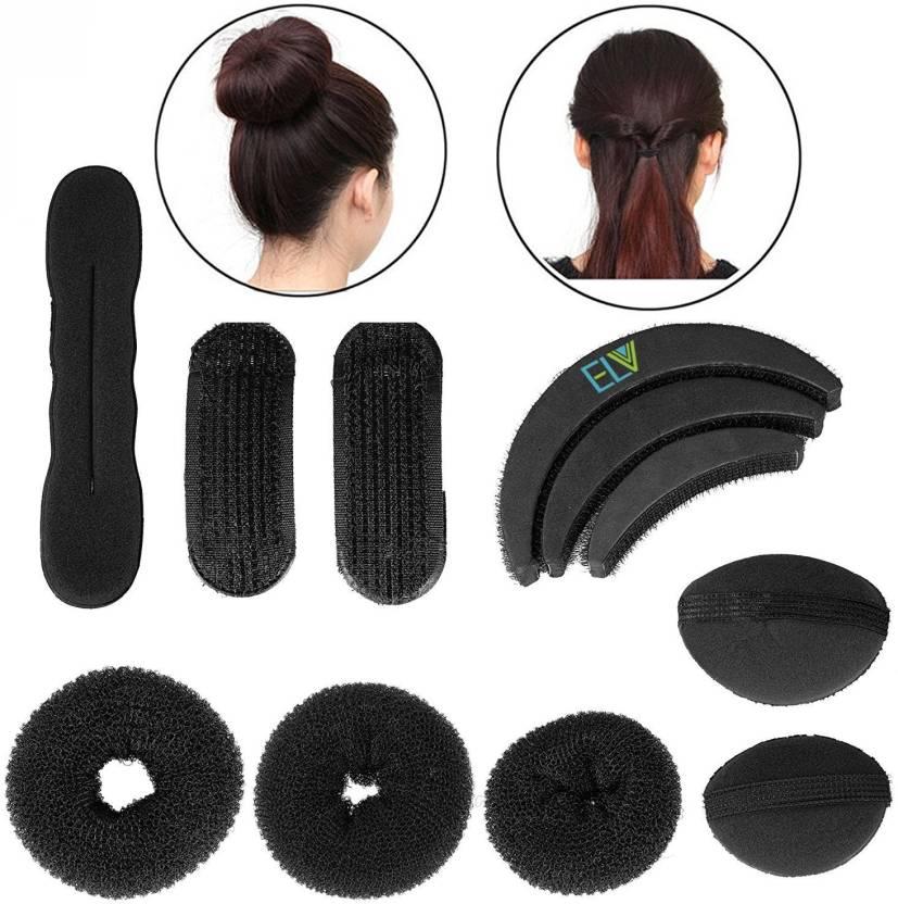 Заколки для волос для объема – залог стильной пышной прически