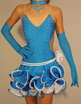Платья для бальных танцев юниоры