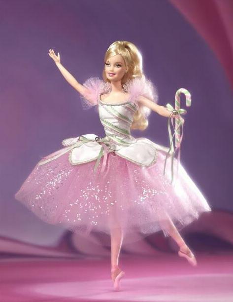Кукла Барби балерина коллекционная