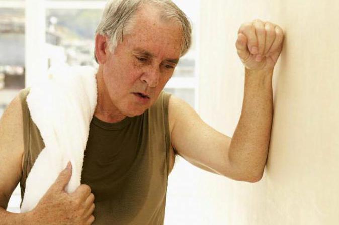 Одышка при ходьбе причины лечение