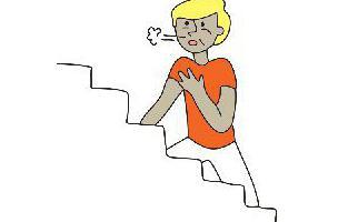Одышка при ходьбе по лестнице причины