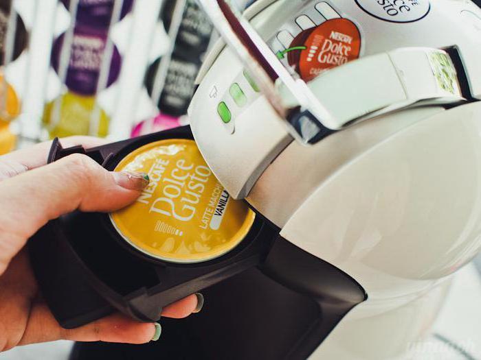 Капсулы Dolce Gusto для кофемашин отзывы
