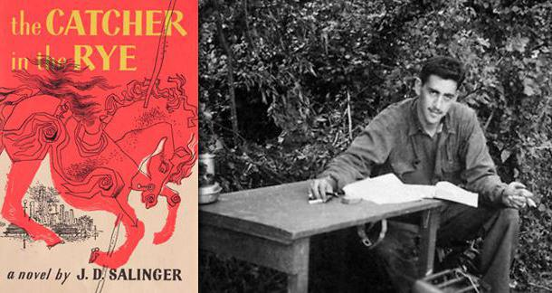 an analysis of the most reviewed author in modern literature jd salinger in his novel catcher in the Jd salinger, catcher in the rye author in addition to catcher in the rye, his most famous and balanced praise for salinger's literary merit with an.