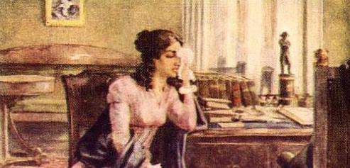 евгений онегин тема любви в романе кратко