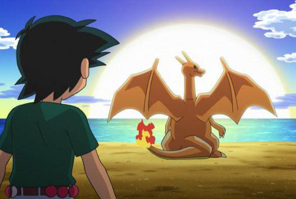 Покемоны Эша: появление и основные характеристики