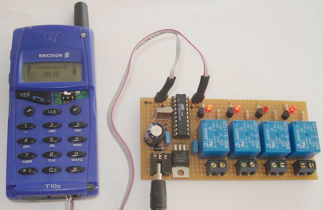 GSM модуль своими руками