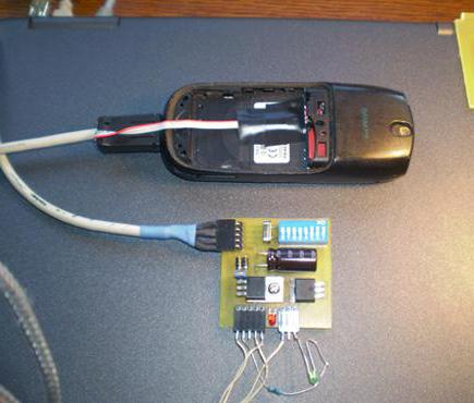 Настройка GSM сигнализации
