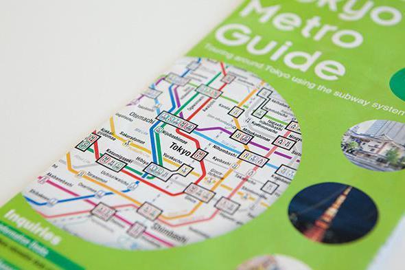 Токийское метро. Инструкция по применению