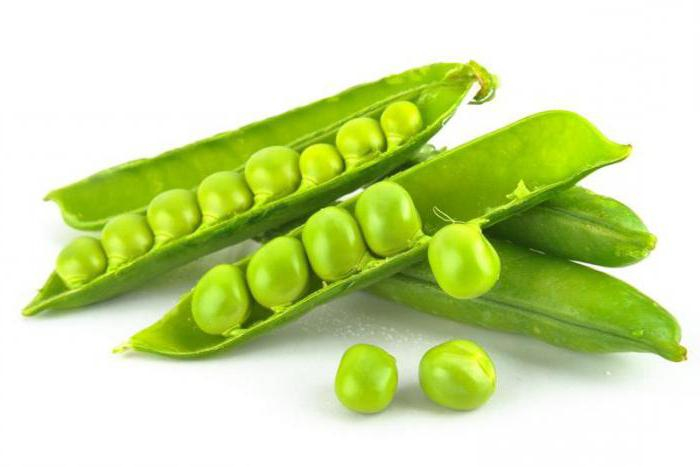 How to draw peas: the basics