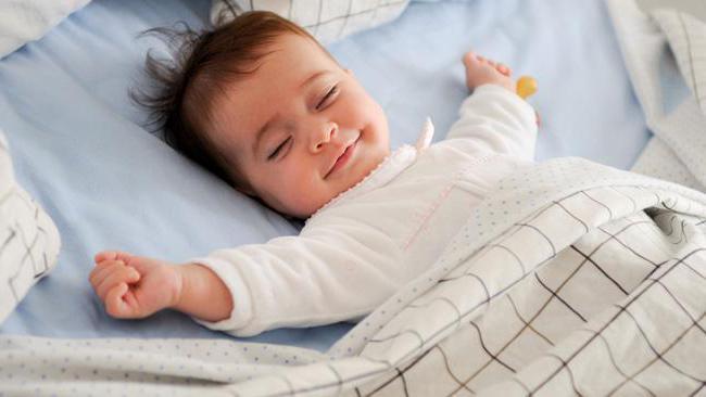 режим сна годовалого ребенка