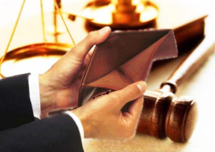 Сумма для подачи на банкротство юридического лица