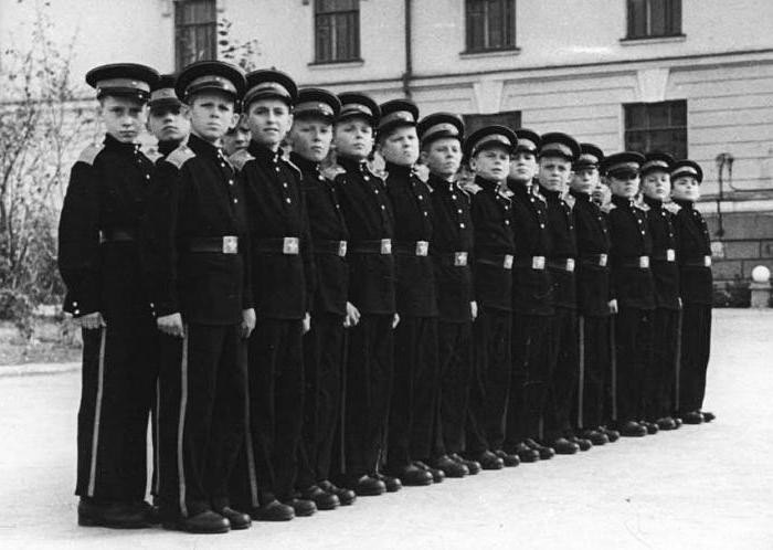 кадетские школы в россии для мальчиков