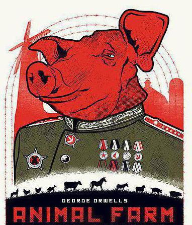 animal farm novel sheet Animal farm by george orwell - here's a character cheat-sheet taken from the highly effective teaching resource {99 novel} series by lefthandedlearningcom - an easy to use differentiated instruction technique, for scaffolding, inclusion, regular or special education.
