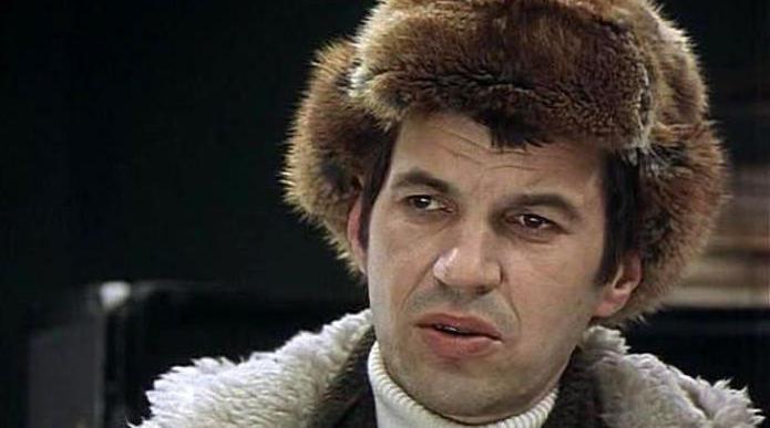 георгий бурков советский актер