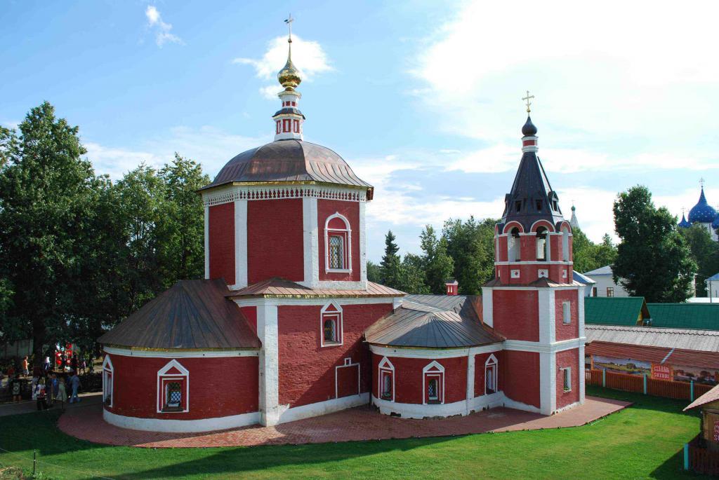 суздаль церкви