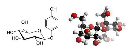 арбутин от пигментных пятен