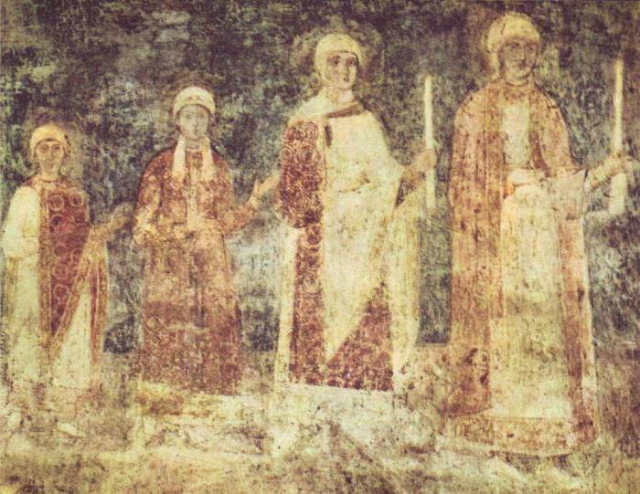 софия киевская как памятник духовной культуры