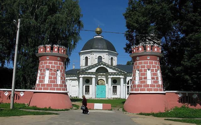 пушкинские места в подмосковье усадьба гончаровых