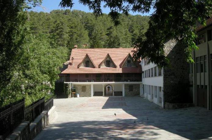 троодитисса монастырь отзывы