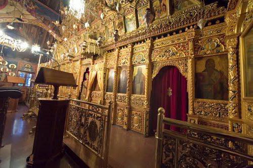 монастырь божией матери троодитисса