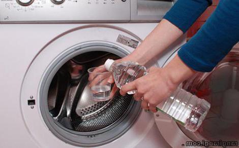 Как почистить стиральную машину уксусом Алтернативные способы чистки