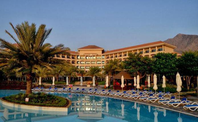 фуджейра отели на индийском океане все включено