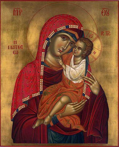 православные иконы их названия и значение