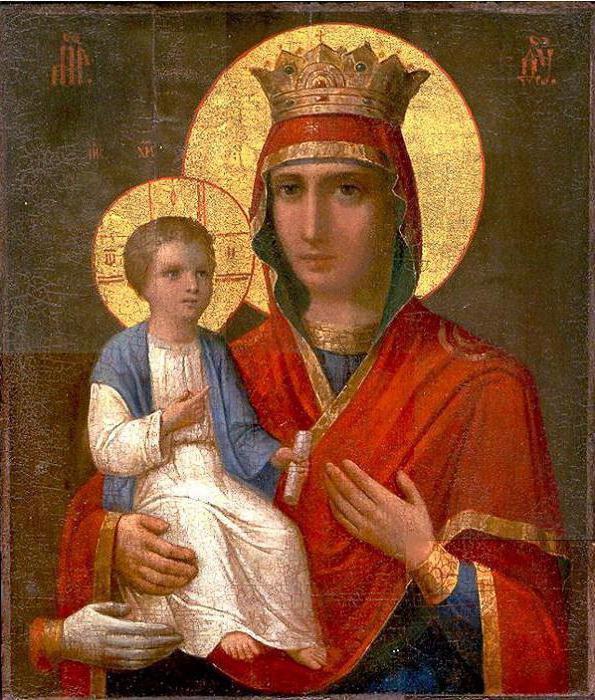 названия православных икон