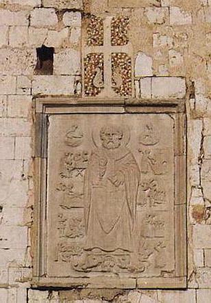 базилика святого николая бари