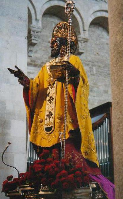 николай чудотворец в италии город бари