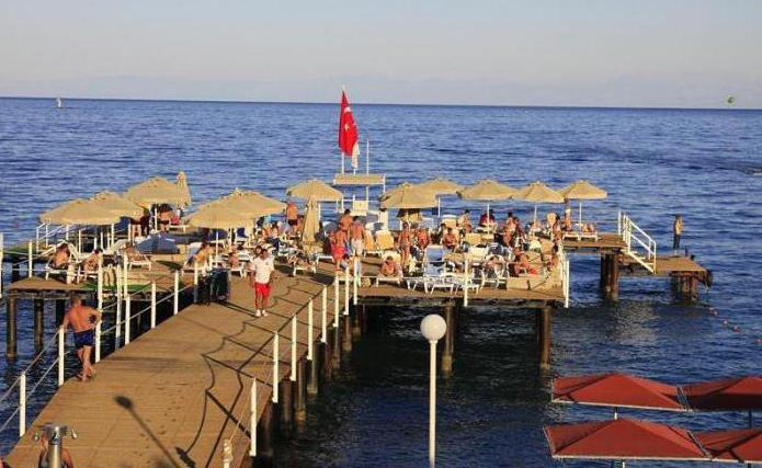 TT Hotels Hydros Club 4* (Турция, Кемер): описание, сервис, отзывы