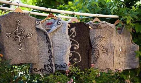 Комфортные и престижные жилеты из шерсти
