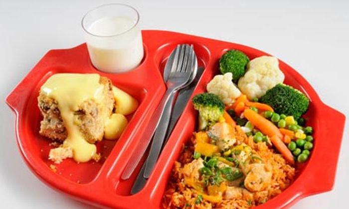 заявление на питание в школе