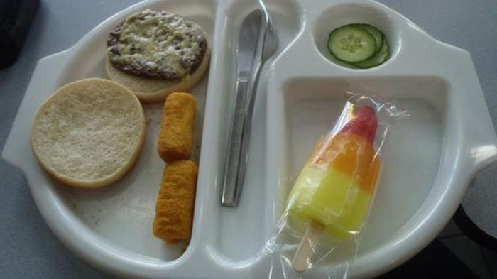организация питания в школе