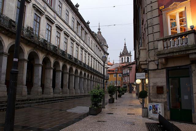 Брага, Португалия, достопримечательности
