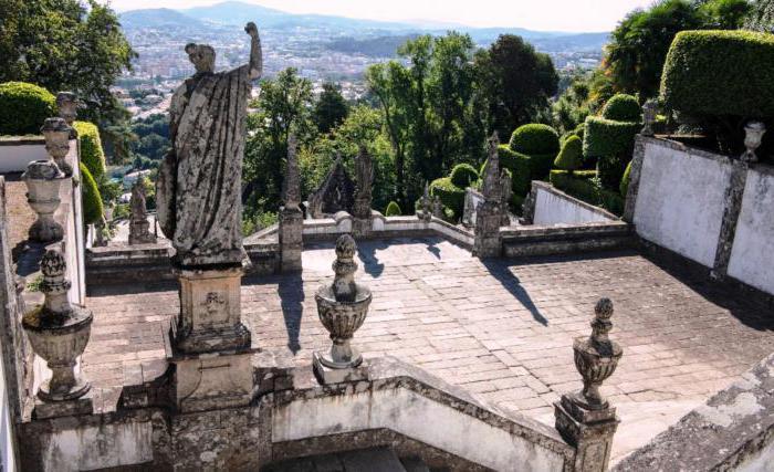 Брага, Португалия - фото