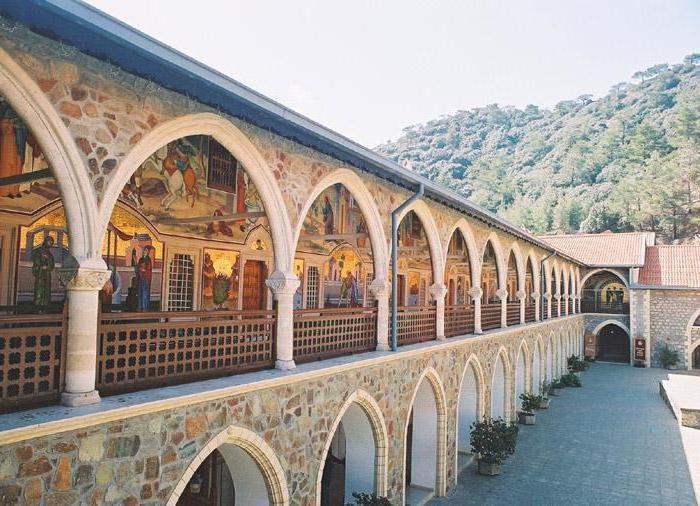 Монастырь Киккос, Кипр: отзывы