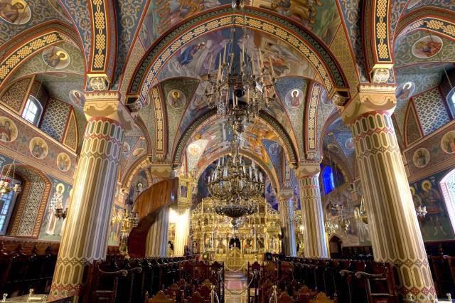 Кипр, монастырь Киккос (Святой Марии)