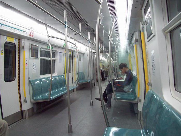 диаметр перегонов пекинского метро