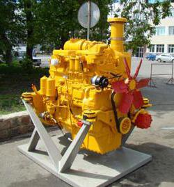 характеристика двигателя д 160