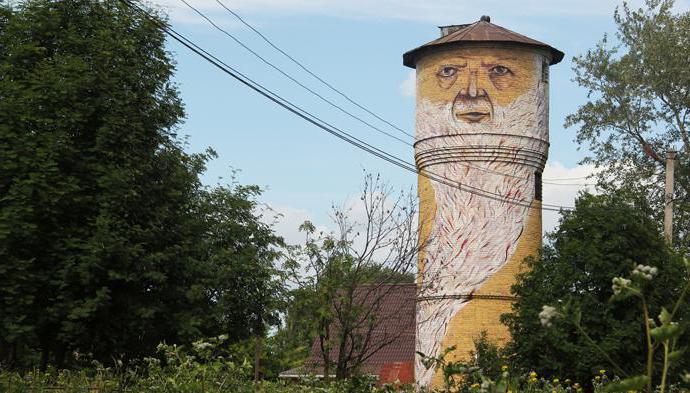 Водонапорная башня виды