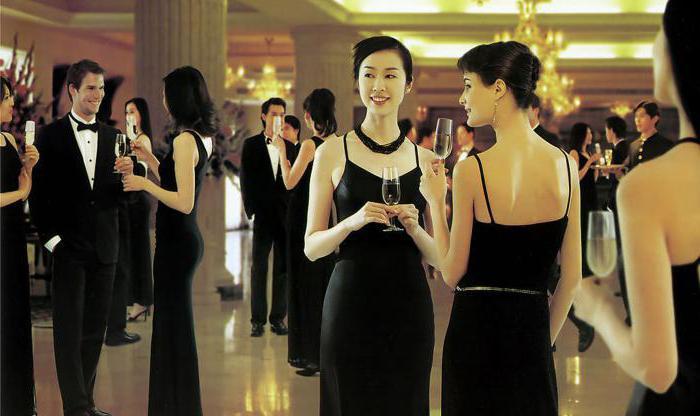 дресс код коктейль для женщин