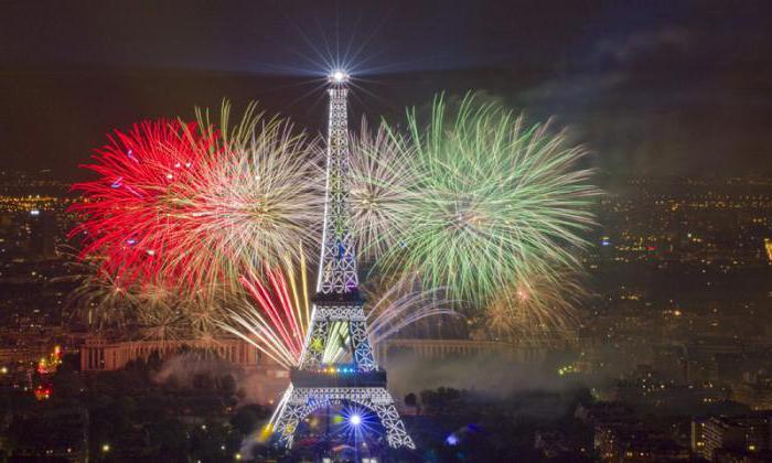 официальные праздники во Франции