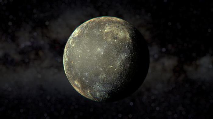 меркурий планета солнечной системы