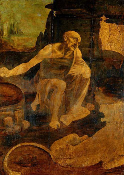 "Leonardo da Vinci, ""Saint Jerome"". The story of one painting"